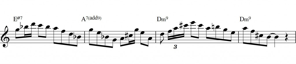 Lick of the week 13-02-2016