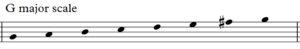 Diatonic Approach 2 - Triads_0001 - G major scale