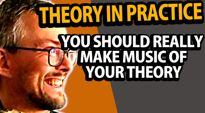 Basic theory and how to use it when you play – the 6th degree minor