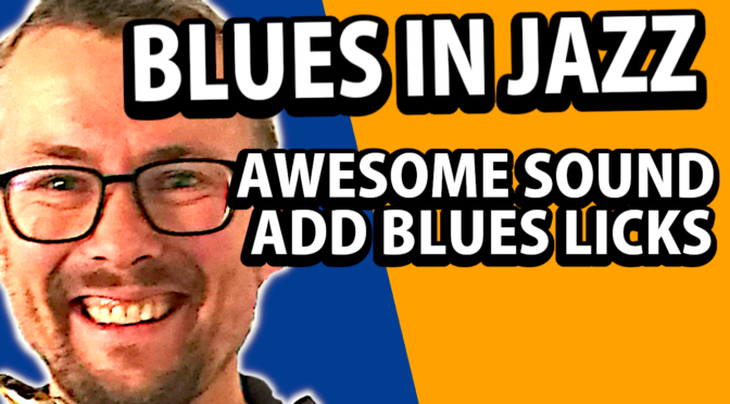 How to use the blues scale in jazz and sound amazing