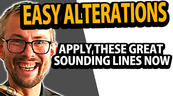 6 EASY WAY TO APPLY ALTERATIONS
