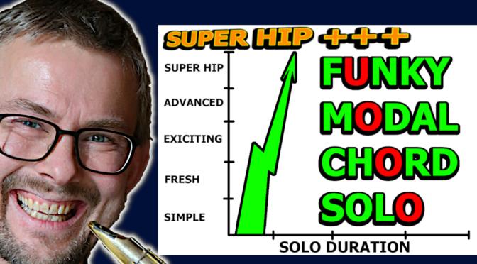 10 Killer Solo Strategies on Funky Modal Grooves