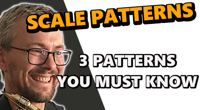 3 scale patterns you must know